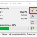 vpsのメモリ解放ソフト「Reduce Memory」