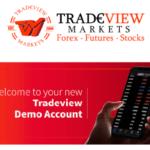 Tradeviewのデモ口座開設完了メール
