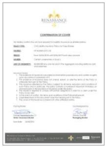 hotforexの民事保険賠償制度